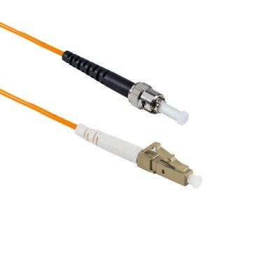 1M LC/UPC auf ST/UPC Simplex OM2 MMF