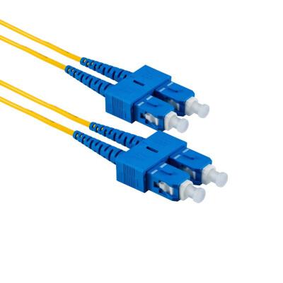1M SC/UPC to SC/UPC Duplex OS2 SMF
