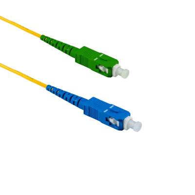 2M SC/UPC auf SC/APC Simplex OS2 SMF