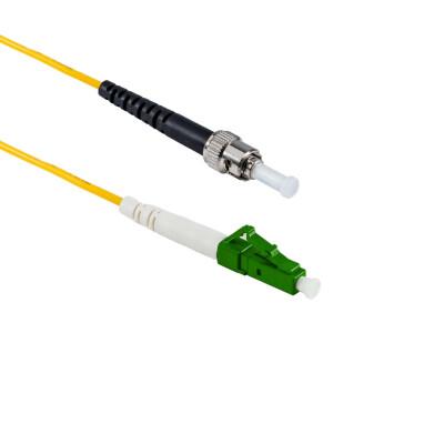 3M LC/APC auf ST/UPC Simplex OS2 SMF