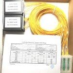 1:16 PLC-Splitter, Single Mode 2,0 mm